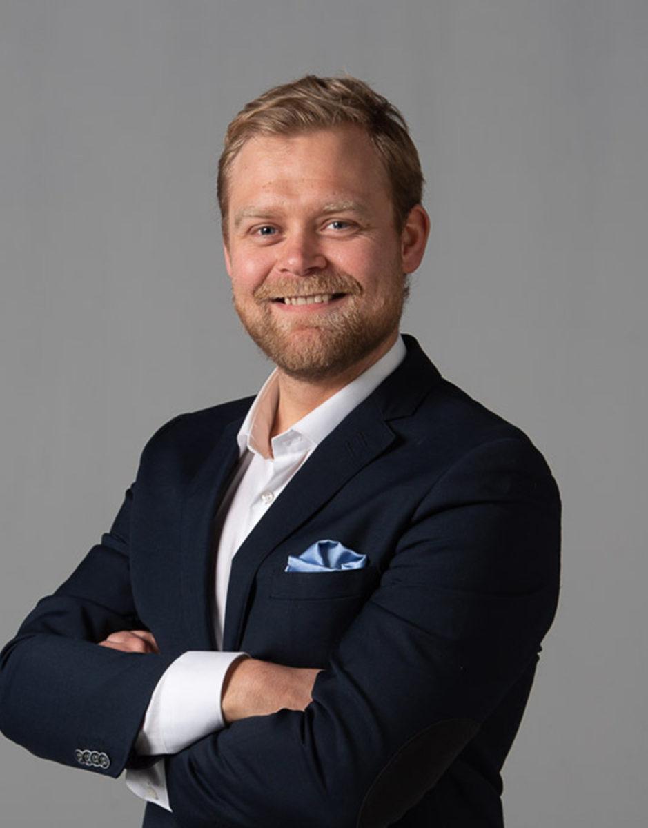 Christian Blenne Lien, megler Espedalen Fjellgrend